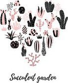Flowerbed,Cartoon,Art,Floral Pattern,Backgrounds,Succulent Plant,Potted Plant,Pattern,Design,Mexico,Sketch,Pink Color,Text,Heart Shape,Decoration,Thorn,Tropical Climate,Green Color,Blossom,Plant,Love,Vector,Set,Collection,Illustration,Single Flower,Nature,Flower Pot,Flower,Cute,Cactus,Botany,Black Color,Typescript,White,Drawing - Activity,Isolated,Mexican Culture,Houseplant,Computer Graphic