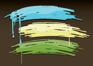 Paint,splotch,Splattered,Drop,Blue,Yellow,Green Color,Vector Backgrounds,paint strokes,Illustrations And Vector Art