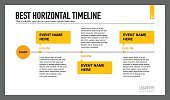 Infographic,Organization,Time,Timeline,Event,Design,Vector,Multi Colored,Success,Yellow,Single Line,Data,Design Element,Description,Meeting,Art Title,Text,Pattern,Presentation,template,Flat,Isolated,Box - Container,Beginnings,Business,Gray,Horizontal,Block,Orange Color,Sample Product,subtitle,Part Of,Page,Acute Angle,Three Objects,editable