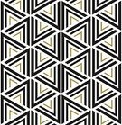 Backgrounds,Illustration,Seamless,Geometric Shape,Pattern,Black Color,Vector