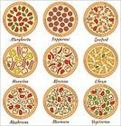 Modern,Childbirth,Straight,Tomato,Mussel,Outline,Salami,Material,Symbol,Sign,Ham,Journey,Pizza,Part Of,Food,Pizzeria,Olive,Marinara,Hawaiian Culture,Edible Mushroom,Vegetable,Pepperoni,Fast Food Restaurant,kithen,Pattern,Design,Ingredient,Basil,Isolated,Multi Colored,Style,Art,Computer Icon,Shrimp,Pepper - Seasoning,Mexico,Menu,Italian Culture,Speed,Seafood,Vegetarian Food,Painted Image,Mozzarella,Anchovy,Cheese