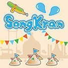 Songkran,Flag,Cultures,Asia,Design,Spray,April,Illustration,Abstract,Religion,Bangkok,Fun,Multi Colored,Sand,Vector,Asian and Indian Ethnicities,Travel,Beautiful,Heat - Temperature,Blue,New,Traditional Festival,Summer,Water,Thailand,Year,Backgrounds,Ideas