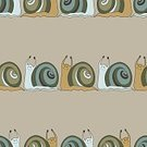 Decoration,Animal,Slug,Computer Graphic,Outline,Tattoo,Repetition,Seamless,Pattern,Cute,Cochlea,Doodle,Drawing - Activity,Nature,Illustration,Backgrounds