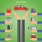 Service,Car,Computer Icon,Infographic,Ideas,Land Vehicle,Human Hand,Occupation,Sign,Gauge,Brake,Oil,Canister,Computer Software,Transportation,Natural Gas,Repairing,Shock Absorber,accumulator,Laptop,Fuel and Power Generation,Battery,Mechanic,Set,Wheel,Gas Can,Vector,Physical Pressure,Car Jack,Isolated,Gasoline,Medical Exam,Flat,Station,Tire