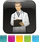 People,Label,Application Software,App Button,General Practitioner,Doctor,Web Page,Computer Software,Multimedia,Men,Vector,Internet,Illustration,Service,Symbol,www,editable,Computer,Telephone,template,Backgrounds,Electrical Component,App Icons