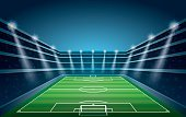 Sport,Spotted,Activity,Winning,Summer,Cup,Backgrounds,Stadium,Electric Lamp,Kicking,Illuminated,Night,Shiny,Grass,Soccer