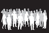 Silhouette,Group Of People,Teacher,Vector,Position,Performance,Walking,People,Businessman,Shadow,Black Color,Togetherness,Commercial Activity,Women,Intelligence,Crowd,Go,Males,Businesswoman,Student,Concepts,Illustration,Teenage Girls,Business,Females,Desire,Listening,Friendship,Boys,March,Looking At Camera,Girls,Design,Men,Image,School,Elegance,Science