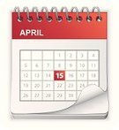 Calendar,Symbol,Computer Icon,Month,Tax,Vector,Page,Calendar Date,Time,Day,Planning,April,Deadline,Spiral,Year,Paper,Vacations,Ilustration,Holiday,Office Supply