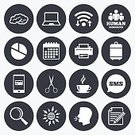 Computer,Pie Chart,Equipment,Magnifying Glass,Chart,Laptop,Paying,Luggage,Calendar,Pencil,Business,People,Vector,Wireless Technology,Text Messaging,Smart Phone,Symbol,Sign,Wealth,Human Resources,Brainstorming,Thinking,Document