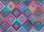 Backgrounds,Pattern,Fashion,Funky,Wallpaper Pattern,Geometric Shape,Creativity,Two-dimensional Shape,Zigzag,Vector,Computer Graphic,Graffiti,Repetition,Futuristic,Design,Illustration,Multi Colored,Grunge,Concepts,rhomb,Paper,Print,Cultures,Textile,Modern,Ornate,Abstract,Mosaic,Summer