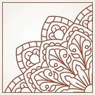 Decoration,Backgrounds,Ornate,Abstract,template,Cultures,Vector,Pattern