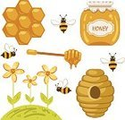 No People,Bumblebee,Flower,Farm,Wasp,Sign,Candle,Hexagon,Herb,Template,Honeycomb,Quality Control,Drop,Collection,Illustration,Nature,Beeswax,Organic Farm,Honey Bee,Business Finance and Industry,Spoon,Food,Wasp's Nest,Organic,Honey,Wax,Liquid,Environment,Bee,Waxing,Part Of,Business,Sunflower,Vector,Sweet Food,Pollen,Yellow