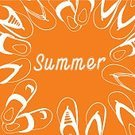 Abstract,Design,Computer Graphic,Multi Colored,Fashionable,Computer Icon,Symbol,Flat,Summer,Vector,Fashion,Backgrounds