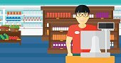 One Person,Cartoon,Illustration,People,Food,Flat,Technology,Plan,Currency,Plan,Merchandise,Vector,Computer,Design