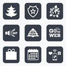 Shape,Token,Label,Symbol,Badge,Application Software,Paying,Calendar,Vector,Sign,Planet - Space,Tree,Wireless Technology,Pager,Celebration,Gift,Winter,Year,Humor,Christmas