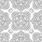 Design,Pattern,Backgrounds,Abstract,Illustration,No People,Vector,Seamless Pattern