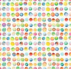 Horizontal,Blue,Brown,Green Color,Orange Color,Pink Color,Purple,Red,White Color,Yellow,Multi Colored,Circle,Pattern,Spotted,Backgrounds,Violet,Abstract,Watercolor Painting,Illustration,Polka Dot,No People,Vibrant Color,Seamless Pattern
