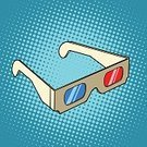 Illusion,Vector,Pop Art,Retro Styled,Document,stereoscope,Technology,Design,Three-dimensional Shape,Painted Image,Anaglyph,Showing,Spotted,Entertainment,Movie,Red,Ideas,1940-1980 Retro-Styled Imagery,Humor,Hip,Pop Musician,Stereoscopic Image,Eyeglasses,Eyesight,Cardboard,Fun,Recreational Pursuit,Computer Icon,Illustration,Blue,Camera Film,Scenics,Information Medium,Modern,Style,White,Halftone Pattern,Comic Book,Candid,Cartoon,Stereo