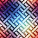 Continuity,Pattern,Curve,Backgrounds,Repetition,Plaid,Abstract,Intertwined,Illustration,Vector,Geometric Shape,Backdrop,Seamless Pattern