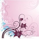 Abstract,Flower,Curve,Single Flower,Floral Pattern,Vector,Design,Backgrounds,Scroll Shape,Nature,Design Element,Decoration,Art,Computer Graphic,Ilustration,Swirl,Leaf,Shape,Ornate,Silhouette,Plant,Branch,Stem,Flowers,Vector Florals,Nature,Illustrations And Vector Art,Curled Up,Blob