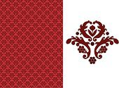 Silk,Pattern,Floral Pattern,Baroque Style,Seamless,Retro Revival,Red,Backgrounds,Old-fashioned,Vector,Venice - Italy,Decoration,Victorian Style,Design,Old,Design Element,Ornate,Textured Effect,Art Nouveau,Rococo Style,Antique,Repetition,Textile,Renaissance,Wallpaper Pattern,Woven,Ilustration,Shape,Decor,Plant,Leaf,Silhouette,Wrapping Paper,Curve,Arts And Entertainment,Isolated Objects,Illustrations And Vector Art,Vector Backgrounds,Arts Abstract,Isolated-Background Objects,Architectural Revivalism