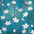 Flower,Ornate,Old-fashioned,Style,Floral Pattern,Design,Tree,Kimono,Seamless,Pattern,Fashion,Japan,Flower Head,Backdrop,Beauty In Nature,Fruit,Blossom,Leaf,Identity,Wallpaper Pattern,Single Flower,Cherry Blossom,Nature,Illustration,Cherry,Paper,Retro Styled,Textile,Cultures,East Asian Culture,Vector,Part Of,Design Element,Elegance,Decoration,Blossoming,Pink Color,Blue,Sky,Computer Graphic,Brunch,Japanese Culture,Wallpaper,Springtime,Backgrounds