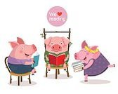 Happiness,Cheerful,Pig,Boys,Child,Learning,Characters,Vector,Isolated On White,Textbook,Cute,Cartoon,Illustration,Day,Small,Chair,Poster,Nature,Animal,Greeting Card,Farm,Wisdom,Fairy,Book,Reading,Hobbies,Isolated,Childhood,Education,Love,Smiling,Expertise,Studying,Family,Spelling,Three Animals,Holding,Intelligence,Clip Art,Doodle,Pets