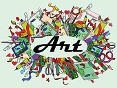 Professional Occupation,Line Art,Paper,Infographic,Record,Man Made Object,Scissors,Artist's Canvas,Easel,Friendship,Regiment,Store,Lifestyles,Sketch Pad,Backgrounds,Vector,Creativity,Clip,Oil Paint,Paint,shebang,Unity,Single Object,Working,Palette,Article,Desk,Studio,Office,Computer Icon,Cardboard,Computer Graphic,Frame