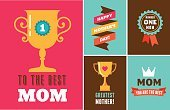 Greeting,Mother's Day,Gift,Fathers Day Background,Elegance,Father's Day,I Love You Mom,Illustration,Trophy,Mothers Day Card,Love Mom,Label,Design Element,Ornate,Mother,Love,Retro Font,Template Design,Typescript,Invitation,Abstract,Day,Decoration,Celebration,Best Mom,Backgrounds,Vector