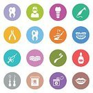 Work Tool,Toothbrush,Toothpaste,Dental Equipment,Symbol,Sign,Medicine,Angled Mirror,Dental Drill,Braces,Science,Healthcare And Medicine,Human Body Part,Human Mouth,Human Lips,Human Teeth,Syringe,Doctor,Surgeon,Dentist,Injecting,Multi Colored,Circle,Protection,Healthy Lifestyle,Computer Icon,Dentist's Office,Dental Floss,Pliers,Toothache,Illustration,Flat,Dental Health,Dentist's Chair,Dental Filling,Vector,Mouthwash,Dental Cavity,dental bridge,Design Element,Icon Set,Dental Implant,Dental Crown,Dental Extraction,268399,Dental Emergency,74873