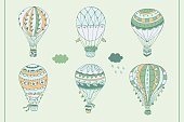 Decoration,Vector,Air,Fun,Travel,Illustration,Symbol,Striped,Wallpaper,Flying,Flower,Geographical Locations,Backgrounds,Cute,Hot Air Balloon,template,Heat - Temperature,Eat Pray Love,Computer Graphic,Basket,Blimp,Creativity,Transportation,Outdoors,Mode of Transport,hand drawing,Ornate,Party - Social Event,Spotted,Jason Day - Actor,Retro Styled,Celebration,Greeting,Holiday,Pattern