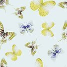Backgrounds,Design,Ornate,Art,Springtime,Plan,Wallpaper Pattern,Set,Cartoon,Decor,Flying,Abstract,Elegance,Paint,Insect,Pattern,Vector,Summer,Nature,Colors,Seamless,Illustration,Fly,Beauty In Nature,Image,Decoration,Shape