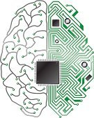 Human Brain,Technology,Circuit Board,Computer Chip,Computer,Digital Display,Digitally Generated Image,Evolution,Complexity,Data,Contemplation,Human Nervous System,Cyborg,Electronics Industry,Intelligence,Synapse,Memories,Internet,Green Color,Science,Futuristic,Growth,Development,Cross Section,bionic,Biology,Biotechnology,Progress,Vector,Ideas,Mother Board,processor,Man Made Material,Sparse,CPU,PC,Artificial,Genetic Modification,Forecasting,Concepts,Shape,Electrical Component,Half Full,Imagination,Pair,Computer Part,Micro-Electro-Mechanical System,Capacitor,Sensory Impulse,Isolated On White,dual core,Modern
