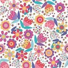 Pattern,Flower,Summer,Cute,Revival,Elegance,Nature,Design,Plan,Beautiful,Abstract,Ornate,Curve,Leaf,Repetition,Retro Styled,Petal,Fashion,Plant,Illustration,Blossom,Textile,Classic,allover,Springtime,Image,Seamless,Beauty,Wallpaper Pattern,Painted Image,Photographic Effects,Computer Graphic,Borough Of Paint,1940-1980 Retro-Styled Imagery,Creativity,Herb,Botany,Paintings,Flower Head,Style