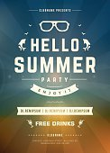 Cocktail,Summer Party,Typescript,Sign,Exploration,template,Illustration,Greeting,Flyer,Backgrounds,Ornate,Night,Beach,typographic,Vacations,Fun,Decoration,Invitation,Summer,Label,Event,Vector,Sea