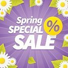 Sale,Special,Single Flower,Holiday,Poster,Daisy,Marketing,Vector,Purple,Giving,Heading the Ball,Label,Gold Colored,Commercial Sign,Gift,Large,Time,Internet,Striped,Coupon,Computer Icon,Springtime,Percentage Sign,Message,Promotion,Typescript,Violet,Backgrounds,E-commerce,Advertisement,Leaf,Season,Price,Business,Store,Buying,Merchandise,Success,Text,Collection,Symbol,Greeting Card,Illustration,Retail