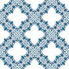 Decoration,Repetition,Wallpaper Pattern,Spanish Culture,Ornate,Design Element,Moroccan Culture,Cultures,Square,Tile,Seamless,Abstract,Illustration,Orange Color,Arabic Style,Blue,Pattern,Tunisian Culture,White,Portuguese Culture