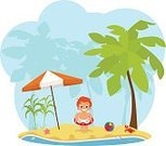 Child,Baby,60161,Relaxation,Humor,Boys,Males,Sand,Anthropomorphic Smiley Face,Cut,Background,Recreational Pursuit,Cute,Sea,Holiday - Event,Swimming,Cartoon,Cheerful,Towel,Summer,Illustration,Nature,People,Cutting,Cap,Joy,Happiness,Isolated,Sunshade,Swimming Pool,Travel,Small,Playing,Playful,Backgrounds,Tan,Beach,Water,Lifestyles,Fun,Smiley Face,Sun,Vector,Drawing - Art Product,Sun,Umbrella,,Parasol,Cap,Swimming Trunks,Red,Eyeglasses,Smiling,Vacations,Sunglasses