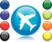 Symbol,Airport,Airplane,Computer Icon,Travel,Transportation,Flying,Circle,Commercial Airplane,Black Color,Red,Design Element,Vector,Orange Color,Green Color,Design,Illustrations And Vector Art,Vector Icons,Concepts And Ideas,Travel Locations,Shiny,Yellow,Purple,Blue,Interface Icons