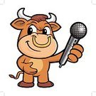 Cartoon,Bull - Animal,Cattle,Classified Ad,Cow,Performance,Beef,Korea,Taurus,body-language,Nostalgia,Gift,Mascot,Microphone,Animal,Touching,Wild Cattle,Meat,Selling,Showing,knockdown,Vector,Mammal,Greeting,Food,Human Finger,Gesturing,Guide,Image,Illustration,Emotion
