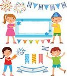 Child,268399,Israeli Culture,Frame,Copy Space,Cut Out,Celebration,Israeli Ethnicity,Girls,Boys,Israel,Banner,Cute,Holiday - Event,Traditional Festival,Placard,Cartoon,Independence Day - Holiday,Cheerful,Collection,Illustration,Blank,Image,Symbol,Banner - Sign,Happiness,Cultures,Aubusson,Clip Art,Flag,Firework Display,Real People,Star Of David,Vector,Design,Religious Symbol,Party - Social Event,Smiling,Holding,Design Element,White Background