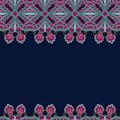 Backgrounds,Abstract,Art,Antique,Curled Up,Curve,Blue,Vector,Flourish,Ornate,Pattern,Retro Styled,filigree,Illustration,Victorian Style,Magenta,Elegance,Vignette,Old-fashioned,Decoration,Arabic Style,Floral Pattern