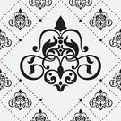 Knick Knack,Baroque Style,Tracery,Vector,Fashion,Decoration,Pattern,Repetition,Backgrounds,Swirl,Ornate,Vector Ornaments,Vector Backgrounds,Ilustration,Elegance,Illustrations And Vector Art