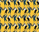Backgrounds,Pattern,Textile,Men,Illustration,Jazz Music,Abstract,Swing Dancing,fashioned,Musician,Seamless,Playing,Night,Preserves,Vector,Packing,People,Hat,Saxophonist,Backdrop,Trumpet,Blues Music,Saxophone