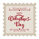 Decoration,Calligraphy,February,Ornate,Celebration,Abstract,typographic,Label,Red,Handwriting,Illustration,Love,Symbol,Engraved Image,Backgrounds,Romance,Day,Vector,Greeting,Typescript