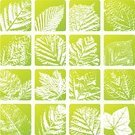 Nature,Leaf,Ivy,Leaf Vein,Pattern,Symbol,Icon Set,Label,Macro,Backgrounds,Interface Icons,Square Shape,Computer Icon,Design,Green Color,Intricacy,Color Gradient