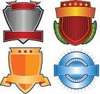 Insignia,Shield,Coat Of Arms,Sign,Military,Star - Space,Symbol,Medallion,Label,Medal,Russia,Exploding,Certificate,Star Shape,Icon Set,Ribbon,template,Scroll,Decoration,Laurel Wreath,Illustrations And Vector Art,Scroll