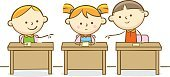 Child,Baby,Preschool Age,Cut Out,Assistance,Learning,Boys,Baby Girls,Group Of People,Line Art,Doodle,Classroom,Activity,Cartoon,Homework,Illustration,People,Student,Assistance,School Children,Train - Vehicle,School Building,Education,Preschool,Vector,Preschool Building