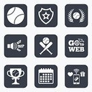 Cup,Playing,Lace,crosswise,Award,Baseball Glove,Paying,Calendar,Equipment,Sport,Sign,Application Software,Vector,Wireless Technology,Pager,Badge,Shape,Symbol,Label,Token,Trophy
