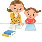 Digital Tablet,Child,E-Mail,Education,Learning,Studying,Internet,Illustration,Hobbies,Smiling,Vector,PC
